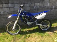 Yz85 big wheel 2004