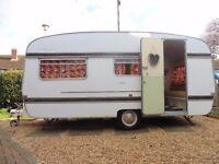 Wee caravan project