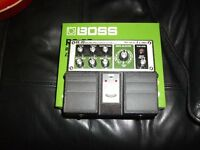 boss re 20 space echo pedal
