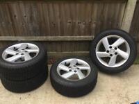 "Mazda 6 16"" alloy wheels"