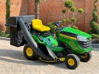 """John Deere X105 Ride on mower - 42"""" deck - lawnmower / Kubota / Toro"""