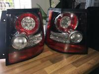 Range Rover rear lights