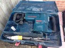 Bosch Breaker GSH 11E 110V
