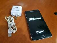 Samsung Galaxy Note 4 32 gig open to any network