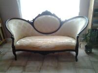 1880-90 Antique Loveseat