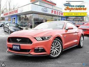 2016 Ford Mustang **GT, COUPE, CAPUNIT, NAV**
