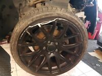 Cracked and kerbed Alloy Wheels WANTED!!!