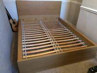 IKEA Malm king size bed