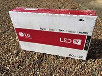 LG 32LF51 HD Ready 1080p 32 inch LED Television - still boxed