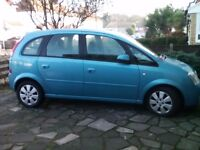 Opel Astra blue colour model 2004 for sale