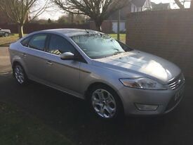 Ford Mondeo 2.0 TDCi Ghia 2008/58 5 Door Hatchback