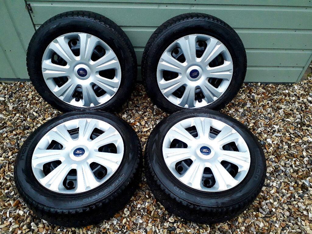 Steel wheels and Winter Tyres