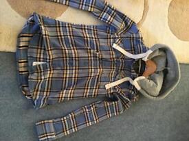 Superdry Mens thick jacket/shirt M