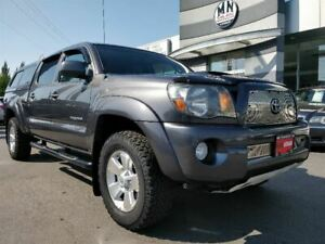 2010 Toyota Tacoma SR5 TRD SPORT CREW CAB PICKUP WITH MATCHING C