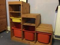 IKEA children's storage unit