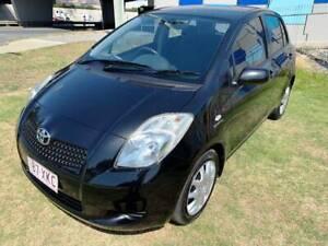 2006 Toyota Yaris YRS Automatic 5Dr Hatchback ✔️15 MONTHS WARRANTY Slacks Creek Logan Area Preview