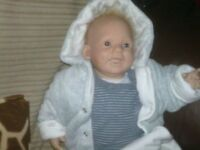 REBORN BABY BOY £55