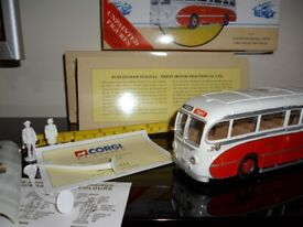 Model Cars, Coaches, Buses etc.