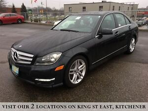 2013 Mercedes-Benz C-Class C300 | 4MATIC | SPORT | SUNROOF