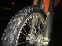 2002 KTM 125cc forsale