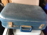 Old fashioned classic vintage suitcases lots available different sizes upcycle project