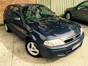2002 Ford Laser LXi Auto LONG REGO 4 Cylinder 2 Keys Mags CHEAP Sutherland Sutherland Area Preview