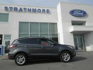 2017 Ford Escape Loaded SE AWD With ECO Boost