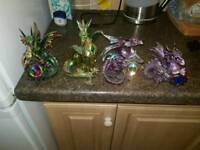 Nemesis dragon ornaments