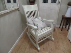 Beautiful Farrow & Ball Rocking Chair