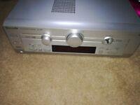 Panasonic receiver av SA HE9