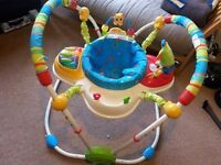 Bright Starts baby bouncer, in excellent and clean condition