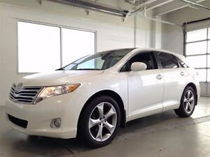 2012 Toyota Venza | LEATHER| SUNROOF| BLUETOOTH| 76,502KMS Kitchener / Waterloo Kitchener Area image 3