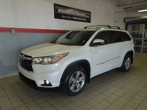 2014 Toyota Highlander Hybrid LIMITED 7 PASS. FULL FULL FULL