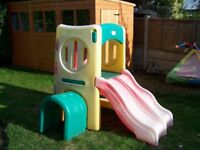 KIDS ACTIVITY CENTRE WITH SLIDE