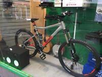 Voodoo Canzo 20 bicycle mountain bike