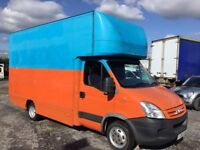 2008 Iveco daily 3.0 hpi 35c18 6 speed lwb Luton box van 1 owner full service history