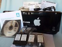 Canon PIXMA MG3150 ALL-IN-ONE duplex Wi-Fi + 4 XL cartridges colour/black