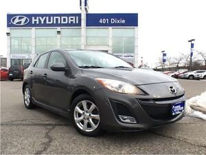2011 Mazda MAZDA3 SPORT AUTO|ONE OWNER|HEATED SEATS|ALLOYS