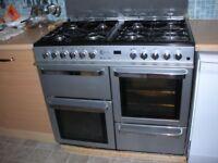 Flavel'Milano100' Duel Fuel Range Cooker