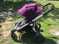 Baby jogger city select single / double pram