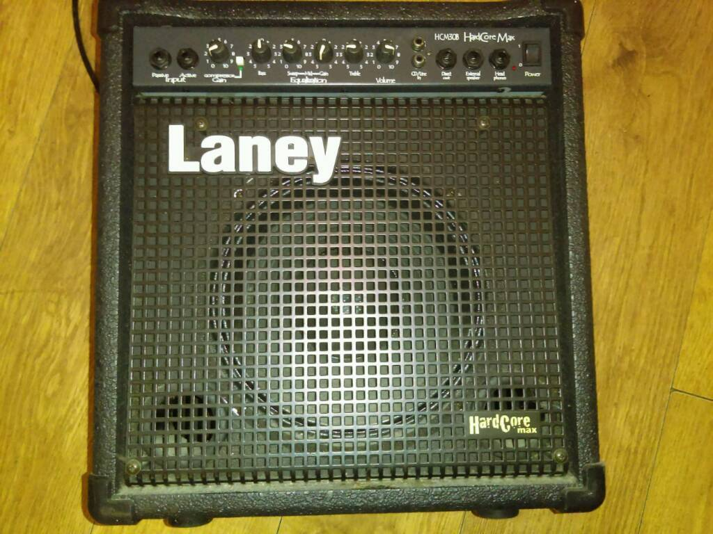 Laney guitar amp