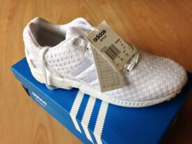 Adidias Flux, Mens Trainers, size 8, 9, or 10. Genuine