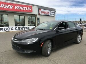 2016 Chrysler 200 LX | Bluetooth | Barely Driven