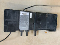 Aqualisa Digital Power Shower Control Unit 2007 Gravity Fed Model
