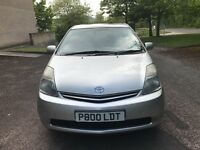TOYOTA PRIUS HYBRID ELECTRIC 1.5 PETROL NEW ENGINE CHANGE 2 MONTH AGO