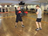 MMA (boxing, kick-boxing, grappling, wrestling) classes in Golders Green Rd.