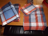 Boys Bedroom Set - 2 Duvet Sets - Blackout Curtains and Blind - Wall-art - Cushion - All from Next