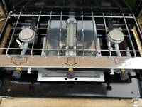Brand new Hi gear double burner/ grill camping stove