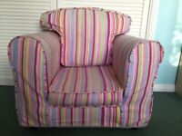Children's Armchair with removable washable covers