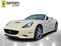 2010 Ferrari California F1 - CPO 1 YEAR